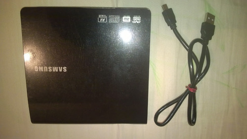 portable writer  dvd-cd samsung usado