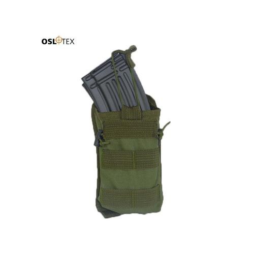 portacacerina doble uso militar, policial, airsoft.