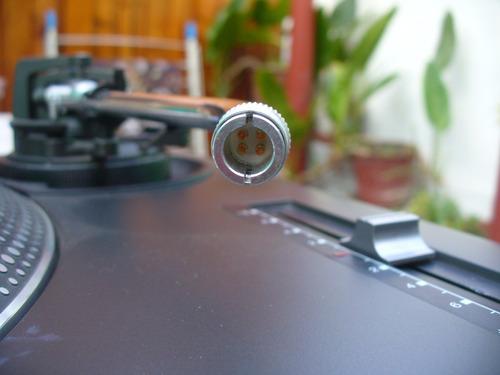 portacapsula headshell technics nuevo japan (universal)