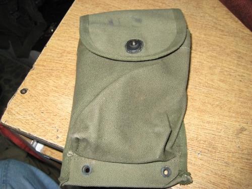 portacargador bolso  us army 1942 2a. guerra 18 x 12