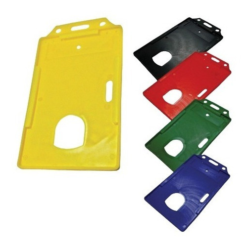 portacarnet vertical de plástico a partir de 100 unidades.