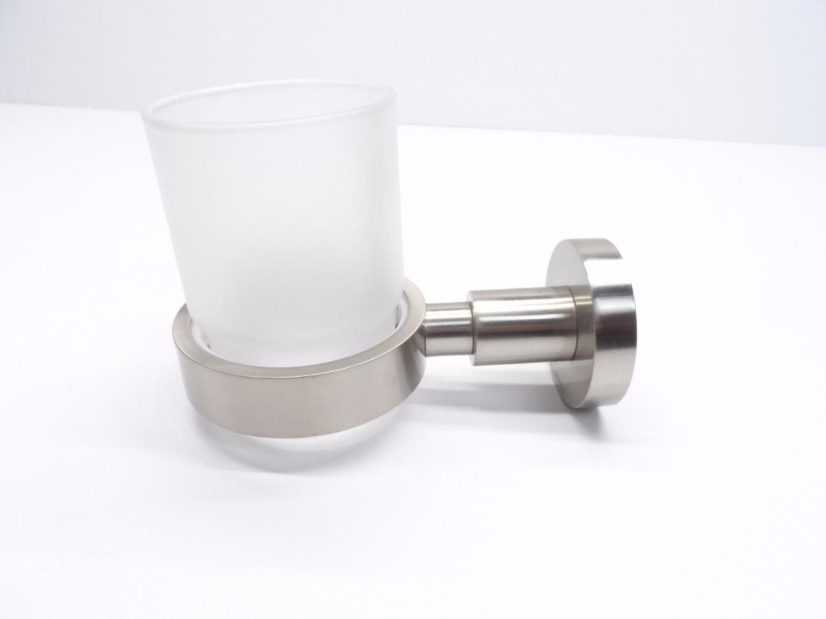 portacepillos vaso cristal urrea catania acero inoxidable. Cargando zoom. f8abab1f1f1d