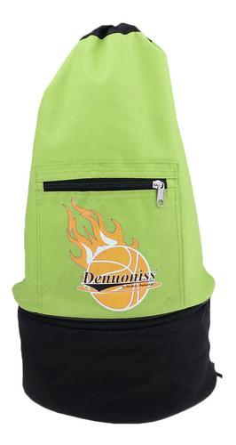 portador del bolso del portador de la bola para el voleibol