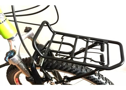 portaequipaje delantero p/ bicicleta marca ostand mcd240