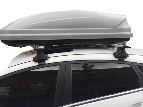 portaequipaje maletero baul de techo explorer 450