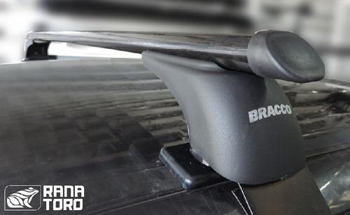 portaequipaje negro peugeot 408 original bracco