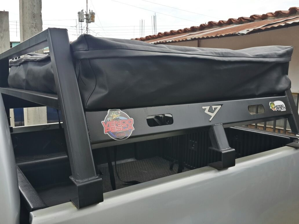 Bolso portaequipaje maletero de techo para carros trl4x4 for Maletero techo coche