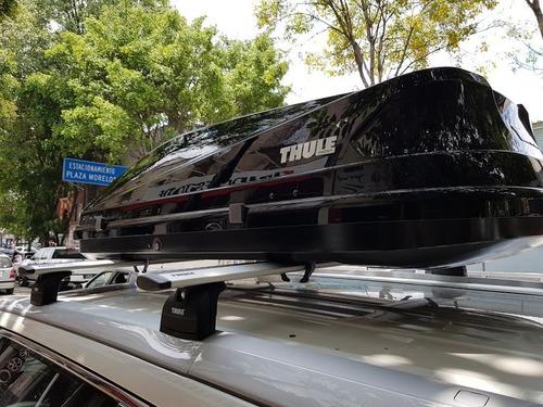 portaequipaje thule touring 200 negro universal