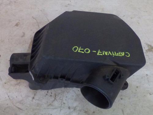 portafiltro de aire chevrolet captiva diesel año 2015-2018