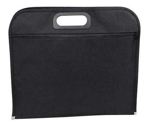 portafolio portadocumentos con agarradera rigida