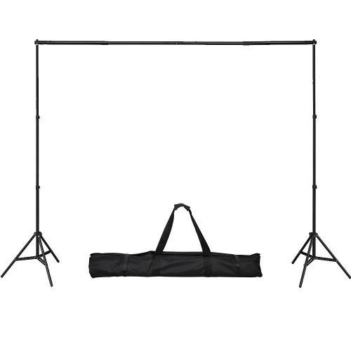 portafondo portatil estudio fotografico 3.00 x 2.15 ganchos