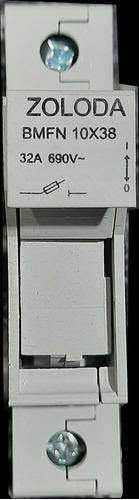 portafusible 10x38 zoloda
