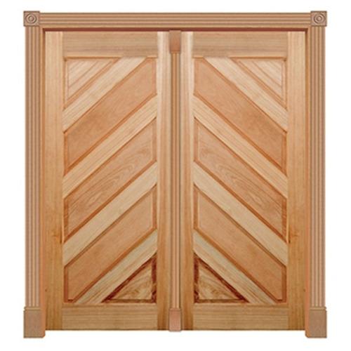 portal de abrir madeira maciça cedro arana topázio 250