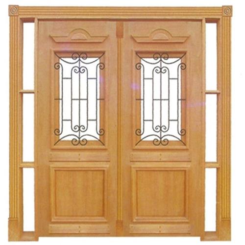 portal duplo de abrir cedro arana realeza com grade 040