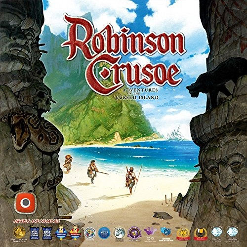 portal games robinson crusoe adventures on the cursed island