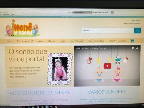 portal marketplace - site de compra e venda