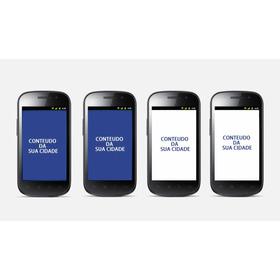 Portal Prefeitura Administrável + E-sic + Aplicativo Android
