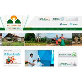 Portal Prefeitura Administrável  E-sic E Acesso Informação