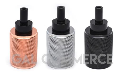 portalampara vc + lampara filamento + cable textil vintage