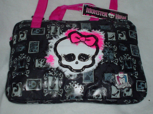 portalap de monster high original con proteccion y forro
