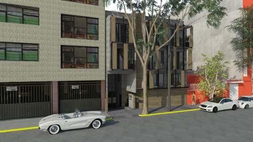portales sur, preventa de excelentes departamentos con arbolada y roof garden!!