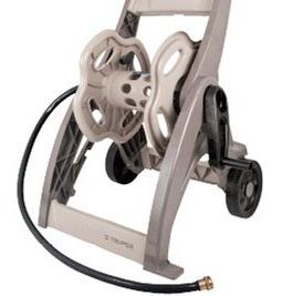 portamanguera con ruedas truper porta manguera 10382