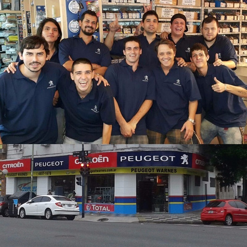 portamasa izquierdo peugeot 306 hdi 100% original 1998/2001