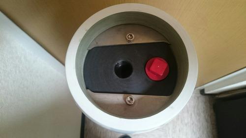 portamembrana 4x40 fibra de vidrio 300 psi frpv-4030e hydron