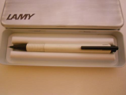 portaminas lamy  0.5 mm grabado gratis