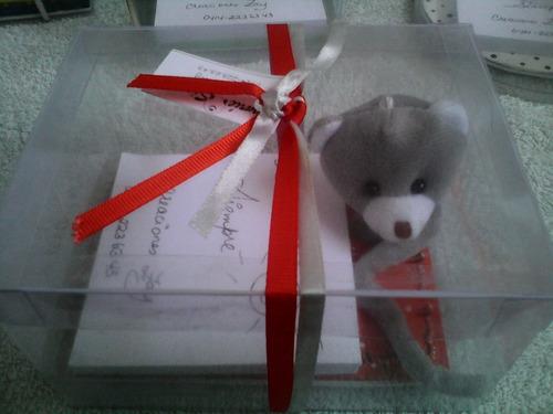 portanotas. artesanal regalos