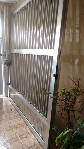 portao de aluminio de trilho