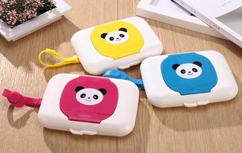 portapañitos oso panda x 1