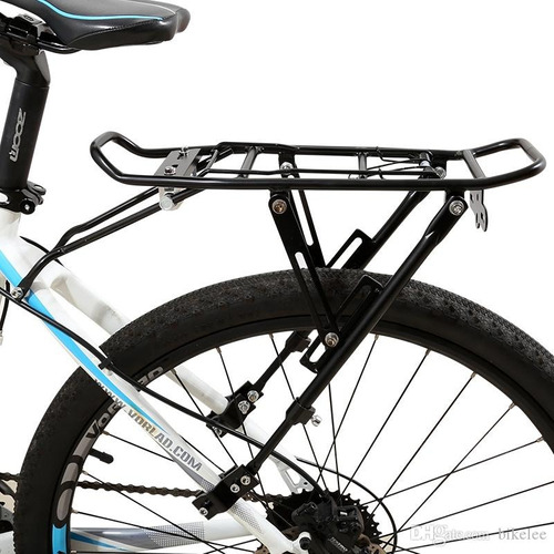 portapaquete freno a disco aluminio, bicicleta r24 a r29