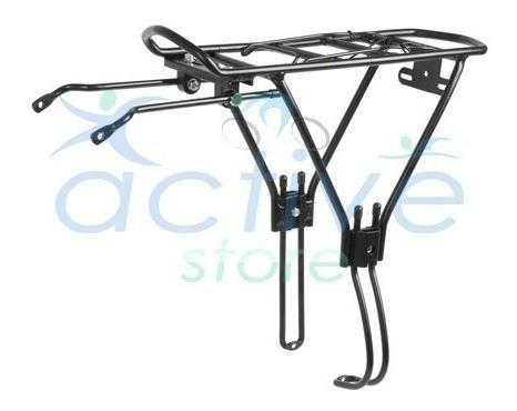 portapaquetes bicicleta freno disco regulable 26-29 equipaje