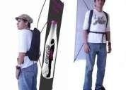 portapendon  tripoide,  humano portatil