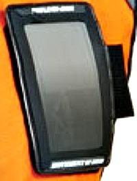 portaplaca de identificación p/chaleco fieldsheer on base