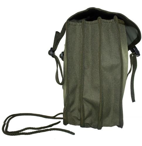 portapliego bolso muslera-instrucción militar/ejercito/genda
