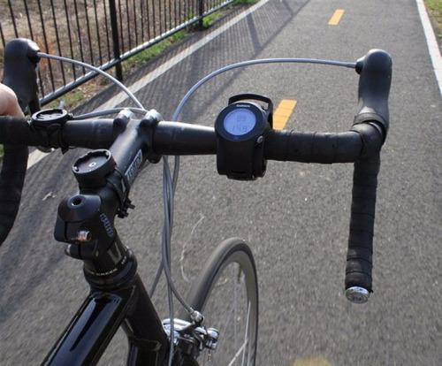 portarelojes para bicicleta garmin polar cateye suunt casio