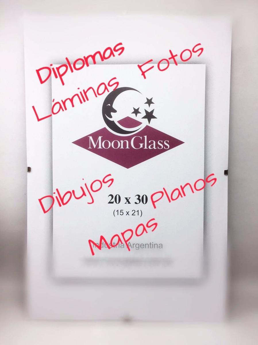 Portaretrato Clip 20x30 Sin Pie X Unidad Cuadro Marco - $ 76,00 en ...