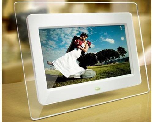 portaretrato digital 7  video/foto/mp3/ nuevo - caja