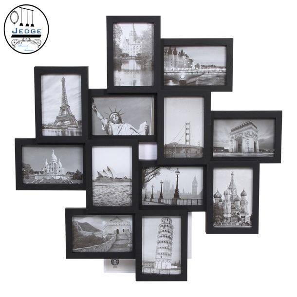 Portaretrato grande 12 fotos en mercado libre - Marcos para laminas grandes ...