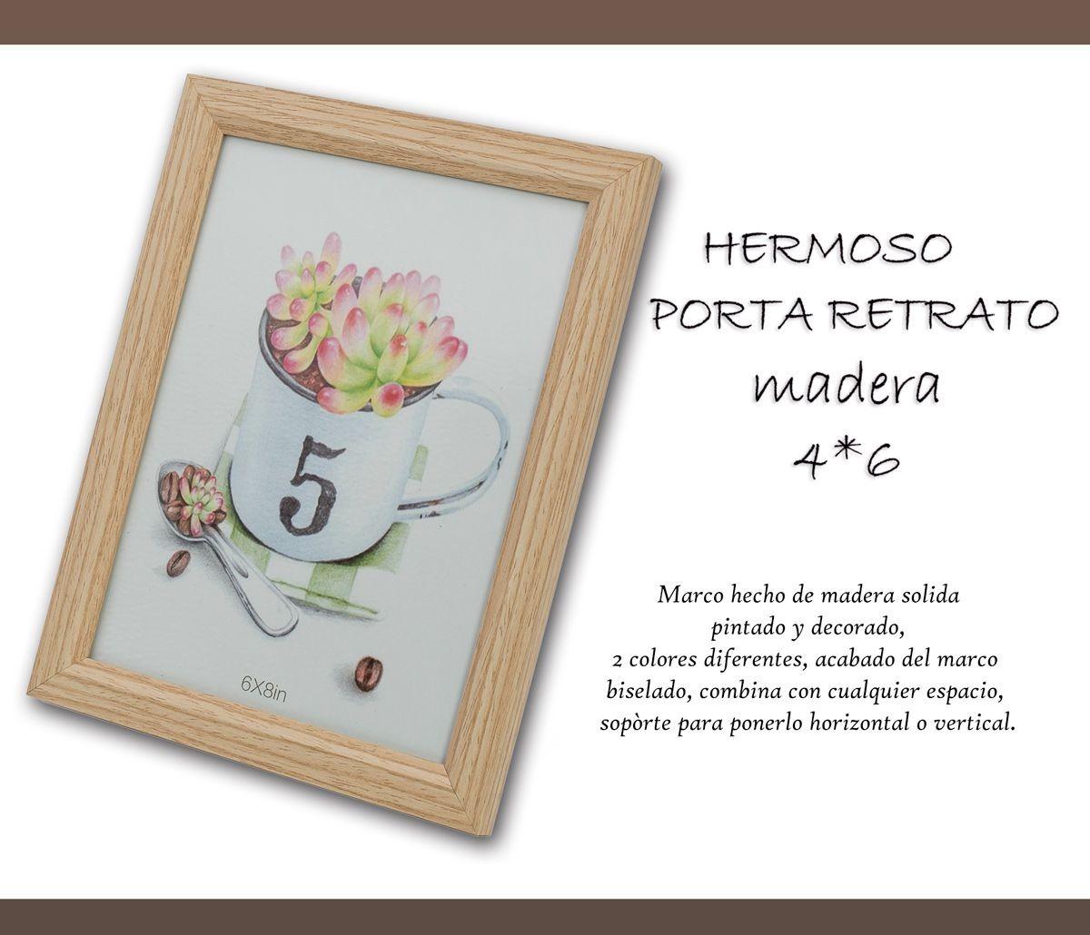 Dorable 4x6 Marco De Imagen Doble Cresta - Ideas Personalizadas de ...