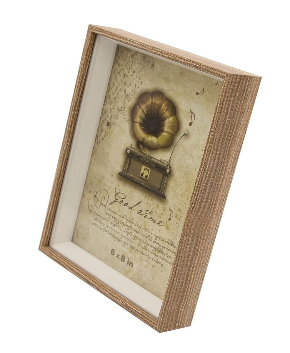 Portaretrato madera 5x7 m001 regalo madre baby shower for Regalo muebles usados