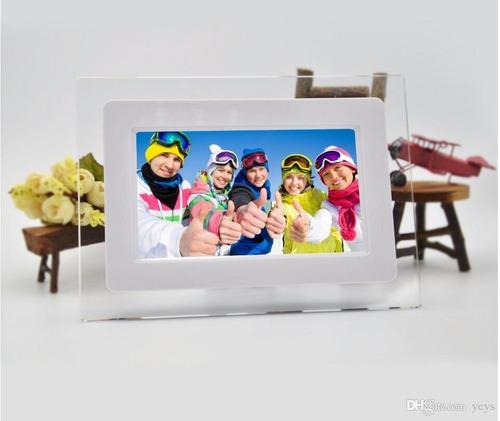 portaretrato marco digital 7pulg reproduce videos y fotos