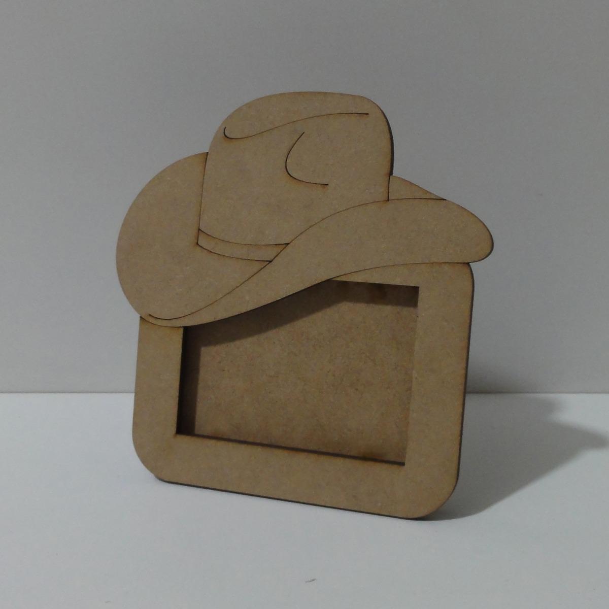 Portaretrato Sombrero Vaquero Cowboy Gorro Visera Invierno - $ 14,00 ...