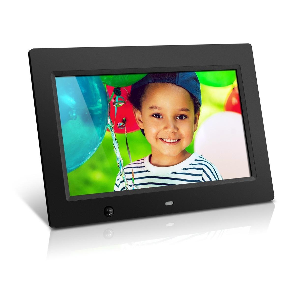 Portaretratos Digital 10 Hd Sensor Movimiento Y Memoria 4gb ...