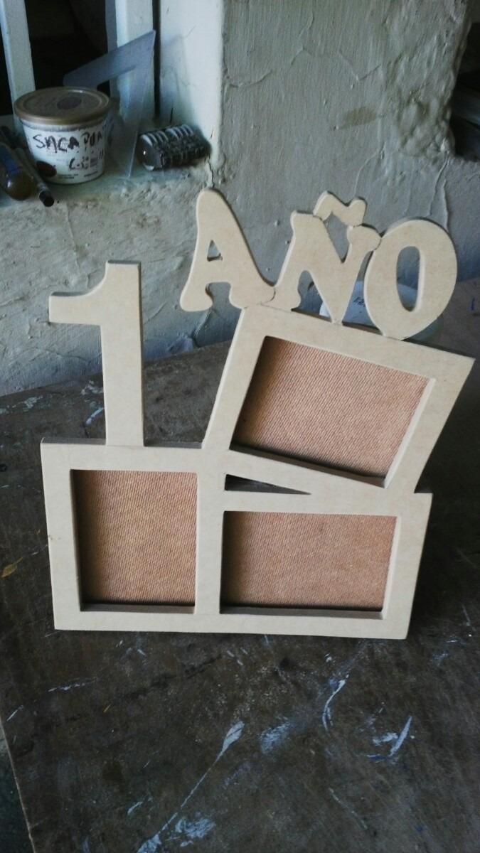Portaretratos en crudo listos para pintar en mdf bs 5 - Muebles en crudo para pintar ...