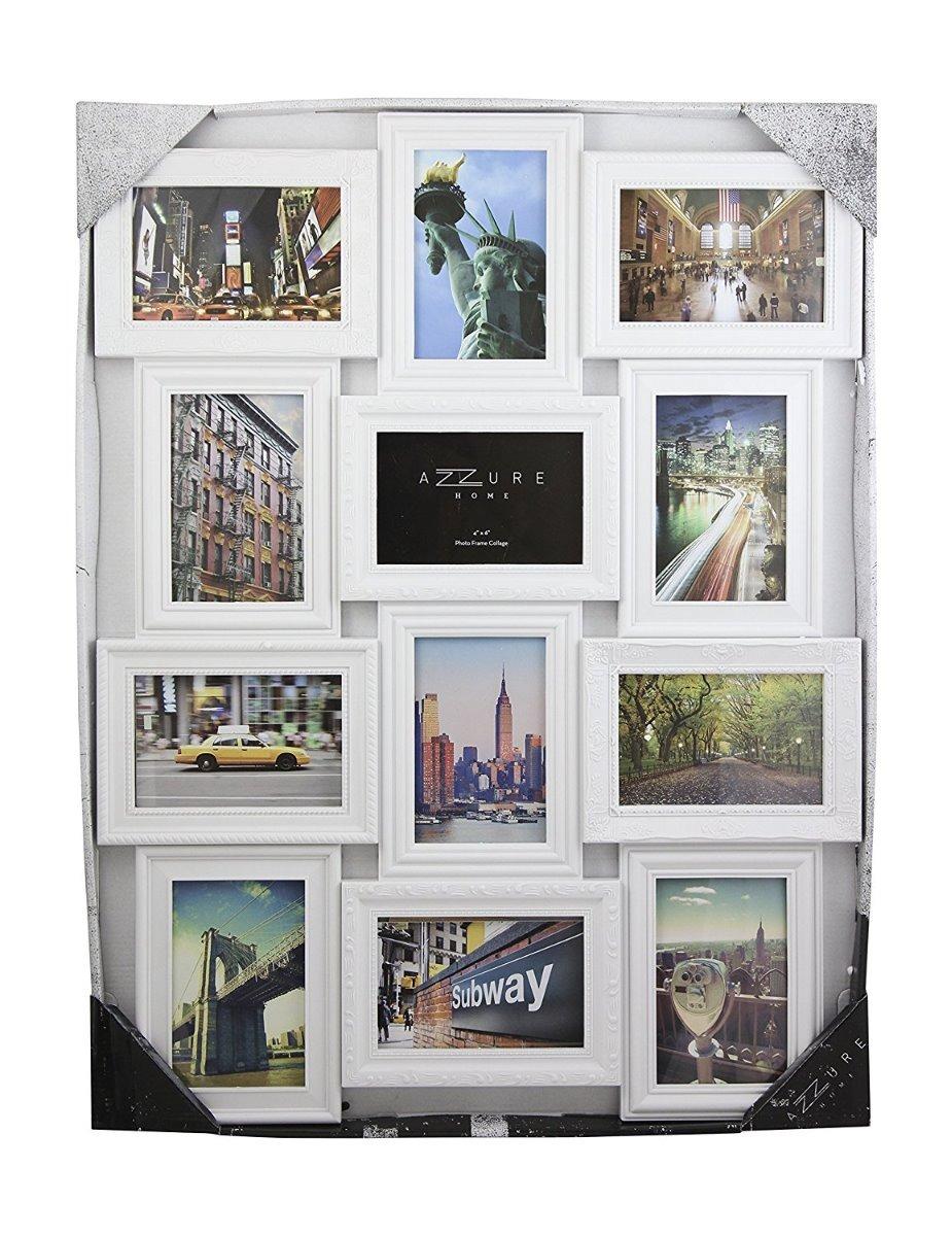 Portarretrato 12 apertura 4 x 6 marcos Para Collage - $ 1,789.00 en ...