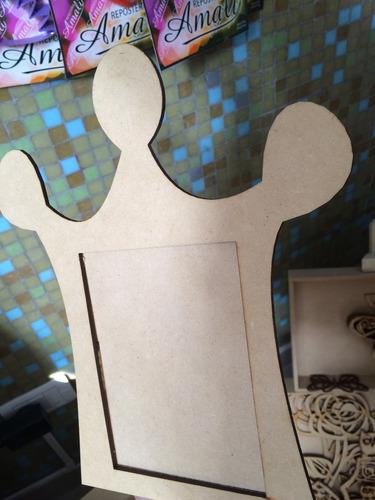portarretrato corona souvenirs centro de mesa foto 10x15