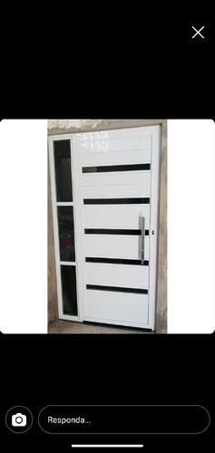 portas de alumínio